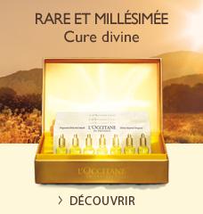 L'Occitane en provence - Cure Divine