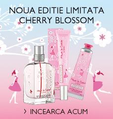Noua Gama Cherry L'Eeau >