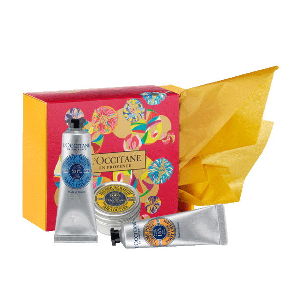 Shea Butter Traveler Set