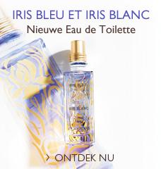 Eau de toilette Grasse Iris
