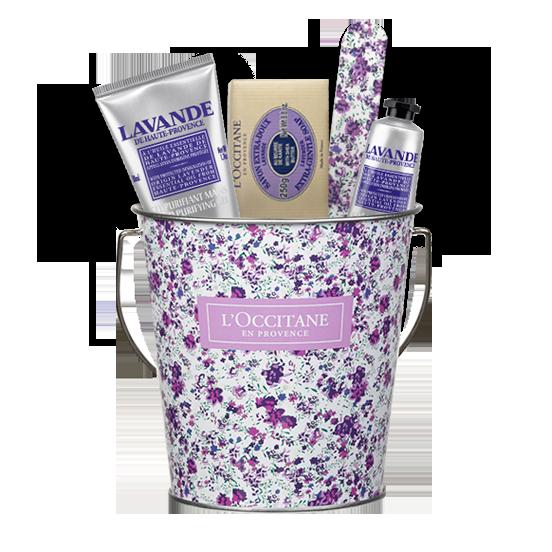 Lavender Gardener Bucket Set