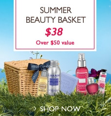 Summer Beauty Basket
