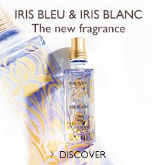 EDT IRIS BLEU & IRIS BLANC