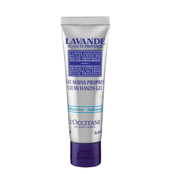 Gel pentru curatarea mainilor cu extract de Lavanda