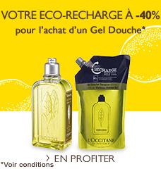 offre Eco recharge Verveine