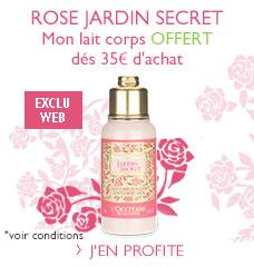 offer rose secret garden