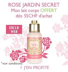 rose jardin