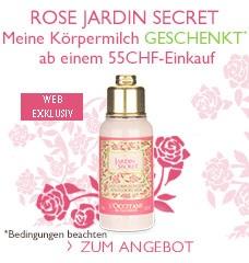 offre rose jardin