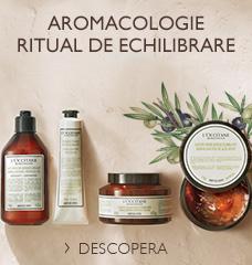 NOUA Gama Aromacologie >
