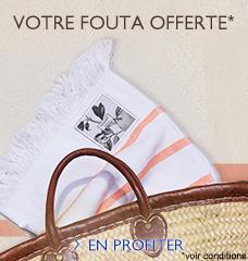 offer  fouta
