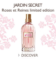 EDT JARDIN SECRET