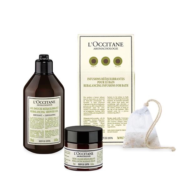 Kit Reequilibrante Aromacología