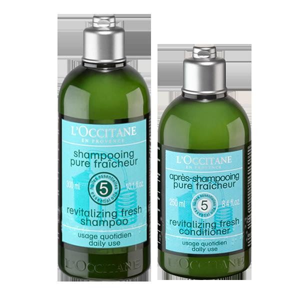 Duo Shampoo & Acondicionador para cabello Normal