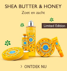 Shea Butter & Honey collectie