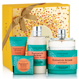 Pamplemousse Rhubarbe Tantalising Collection