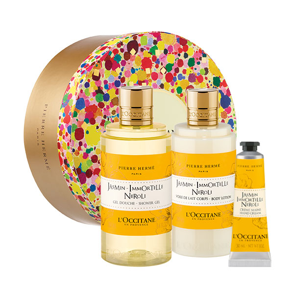 GIFT SET JASMIN-IMMORTELLE-NEROLI