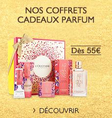 L'Occitane en provence - Coffrets Cadeaux Parfum