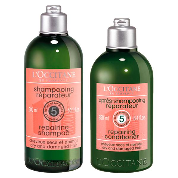 Dúo Shampoo y Acondicionador Reparador