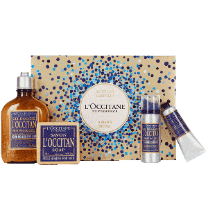 L'Occitane Men's Collection Kit
