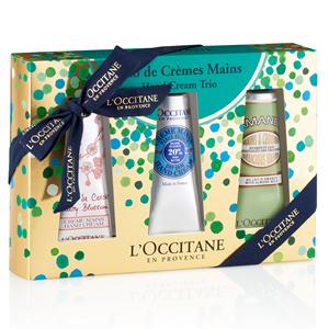 Hand Cream Trio Collection Kit