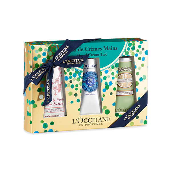 2015 Christmas Hand Cream Trio Set 1