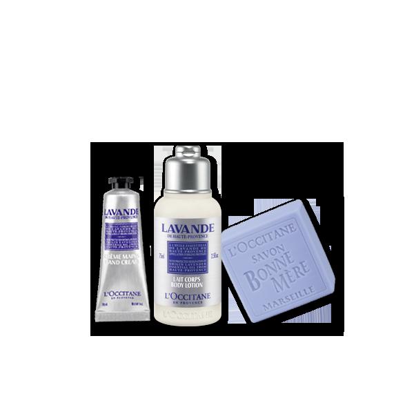 Relaxing Lavender Voyage Kit