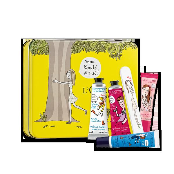 Shea Butter Gift Set (Medium Box)