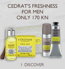 CEDRAT'S FRESSHNES
