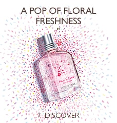 A POP OF FLORAL FRESHNESS