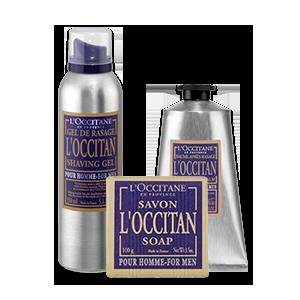 Composição Barbear L'Occitan