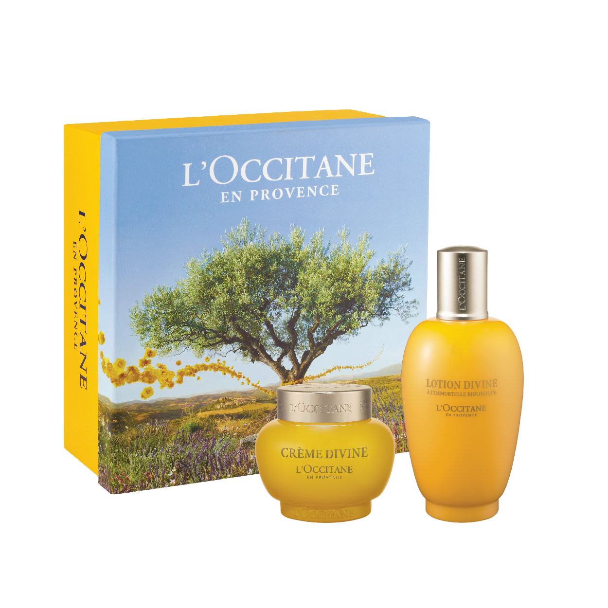 Immortelle Divine Cream & Lotion Set