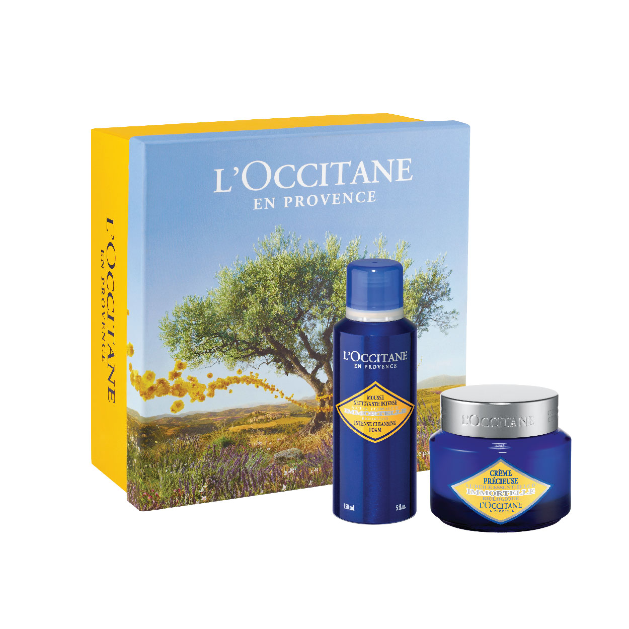 Immortelle Precious Cleanse & Nourishing Set