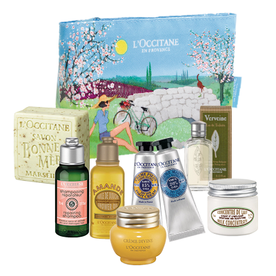 Our Gift to you, the best of L'OCCITANE