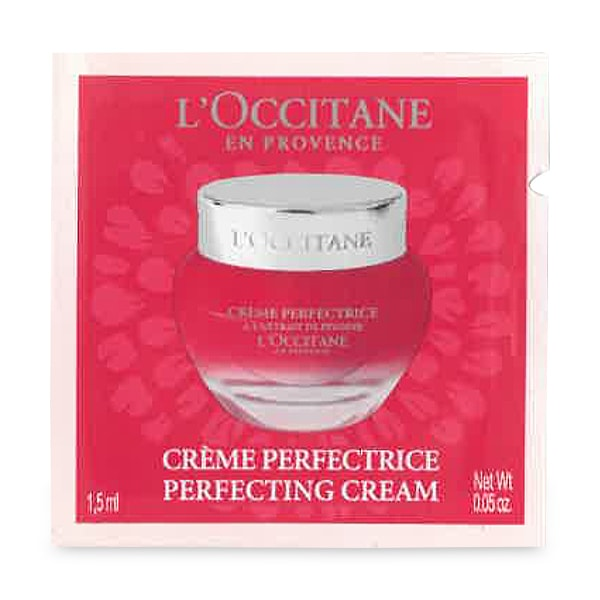 Peony Perfecting Cream Sample