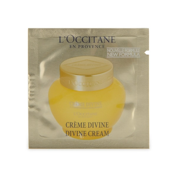 Divine Cream Sample