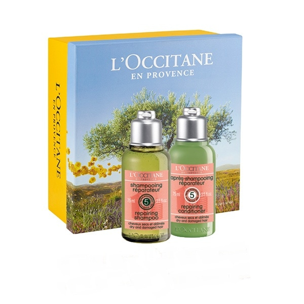 Aromachologie Hair Repairing Travel Set