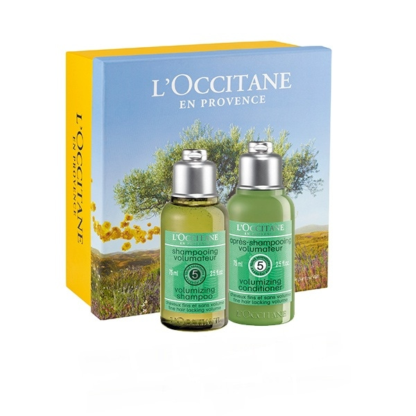 Aromachologie Hair Volumizing Travel Set