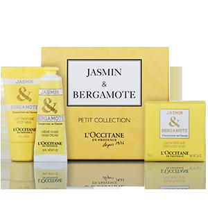 Jasmin & Bergamote Hand & Body Collection