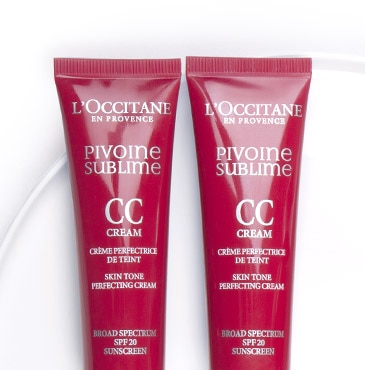 Pivoine Sublime CC Skin Tone Perfecting Cream