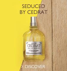 SEDUCED BY CEDRAT >