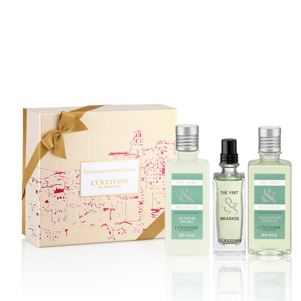 Thé Vert & Bigarade Star Gift