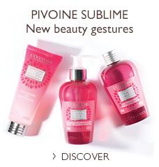 PIVOINE SUBLIME - New Beauty Gestures >