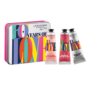 40th Anniversary Hand Cream Set