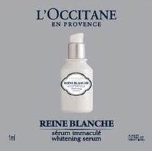 Reine Blanche Whitening Serum Sample