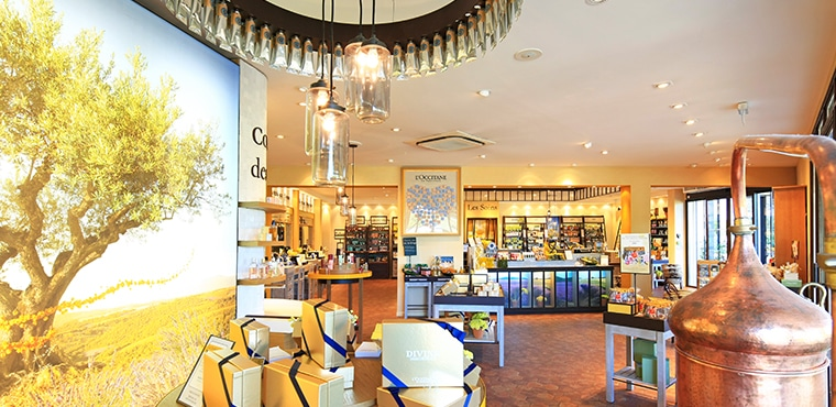 THE STORE L'OCCITANE