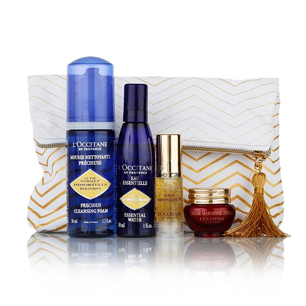 Harmony Luxury Travel Set