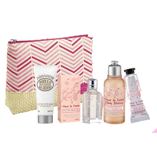 Cherry Blossom Caring Kit