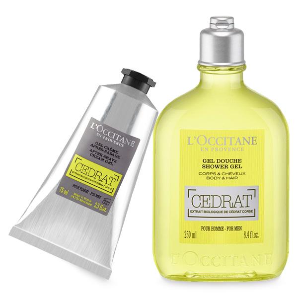 Refreshing Cedrat Duo