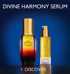 DIVINE HARMONY SERUM >