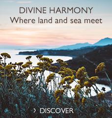 WHERE LAND AND SEA MEET >